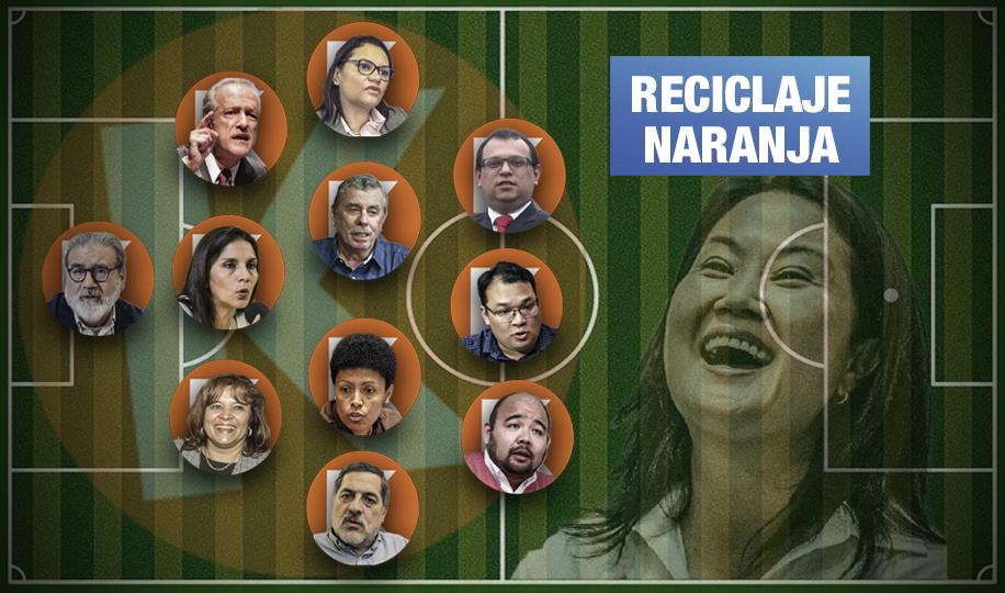 Equipo técnico de Fujimori: sentenciados, vinculados a Montesinos, Castañeda Lossio y otros cuestionados