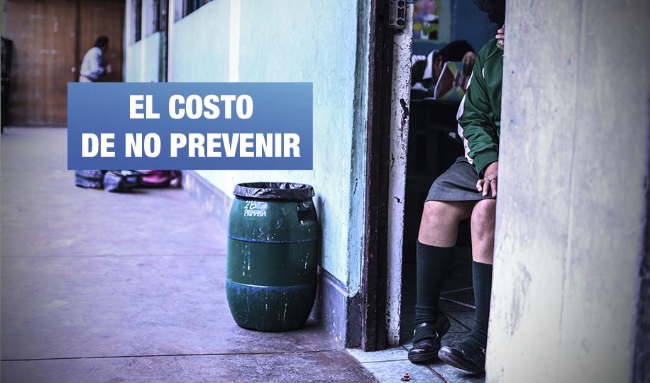Perú perdió $365 millones en cinco años por no reducir embarazos adolescentes