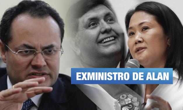 Keiko propone a Luis Carranza para el MEF a pesar de sus denuncias por despidos ilegales