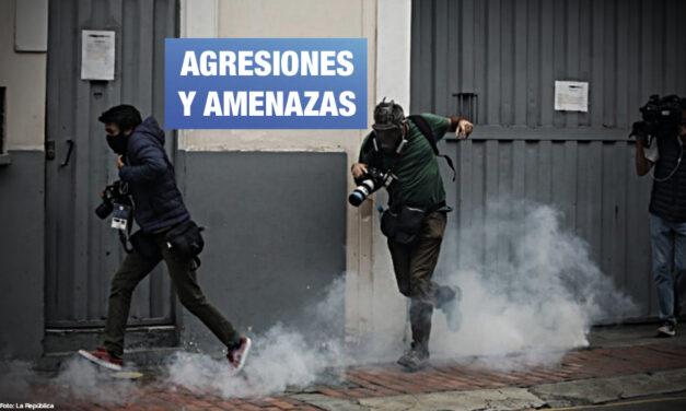 69 ataques a la libertad de prensa en lo que va del año