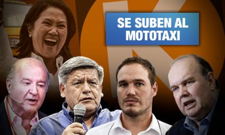 Cinco partidos afines al fujimorismo confirman alianza electoral en segunda vuelta