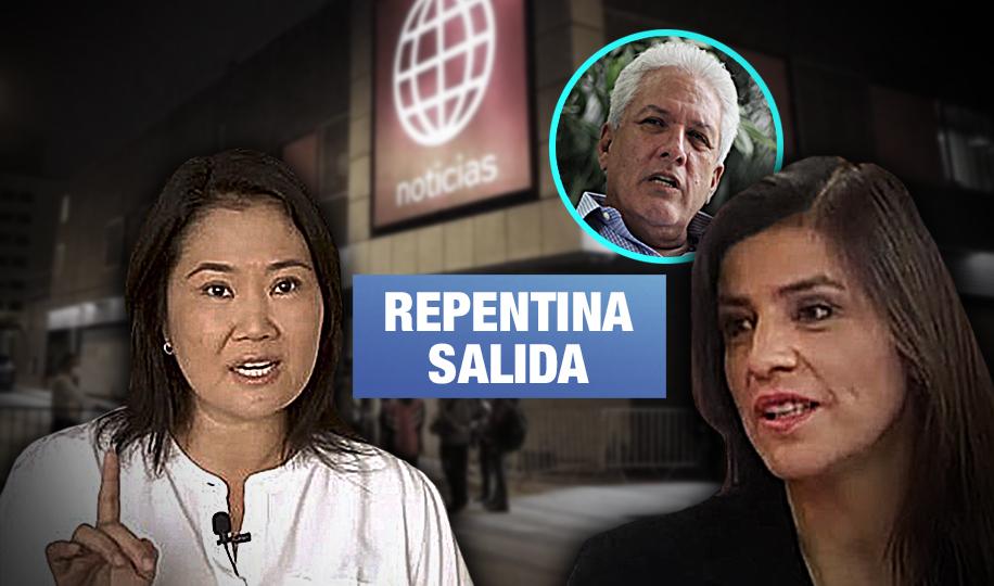 Gustavo Mohme denuncia irregularidades en el despido de Clara Elvira Ospina