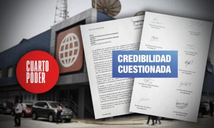 Periodistas de Cuarto Poder expresan su preocupación por perjuicio de su labor