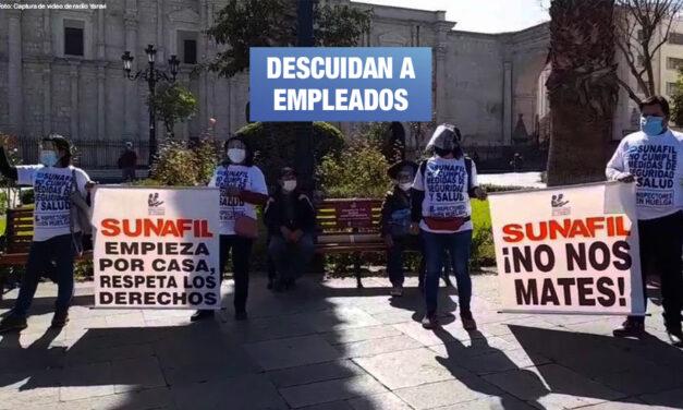Denuncian que SUNAFIL no realiza pruebas Covid a fiscalizadores desde 2020