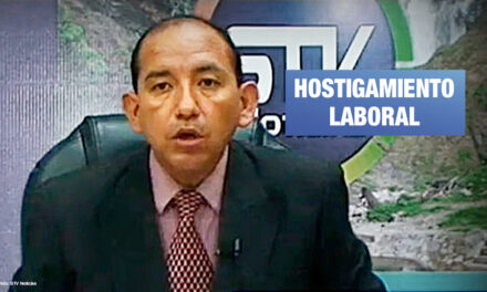 Satipo: Cesan a presentador de noticias que tenía postura crítica con Keiko Fujimori