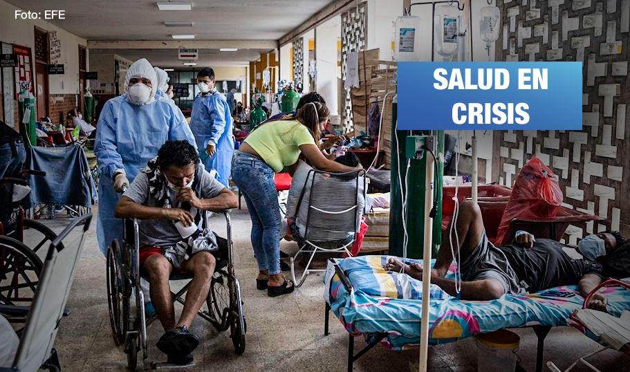 Hospitales aumentaron a 247 durante pandemia, pero casi todos están en malas condiciones