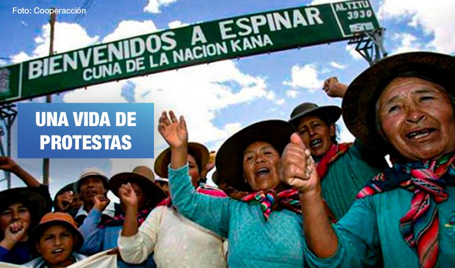40 años de minería en Espinar: pobreza, contaminación y conflictos sin resolver