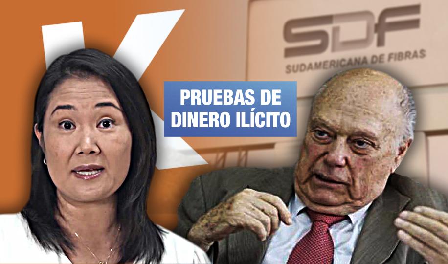 Empresario Juan Rassmuss entregó $7,6 millones a campañas de Keiko Fujimori