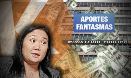 Fiscalía confirma que Fuerza Popular usó offshore para lavar dinero