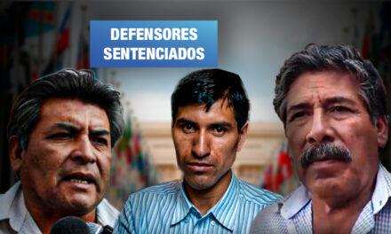 ONU pide a Perú que Poder Judicial no sea usado para silenciar a defensores ambientales