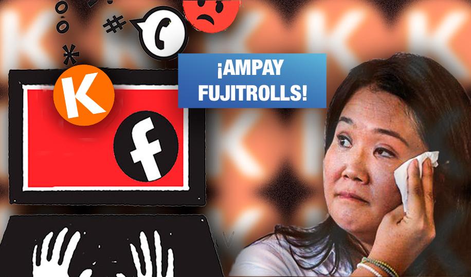 Facebook cerró red de cuentas falsas que hacían campaña por Fuerza Popular