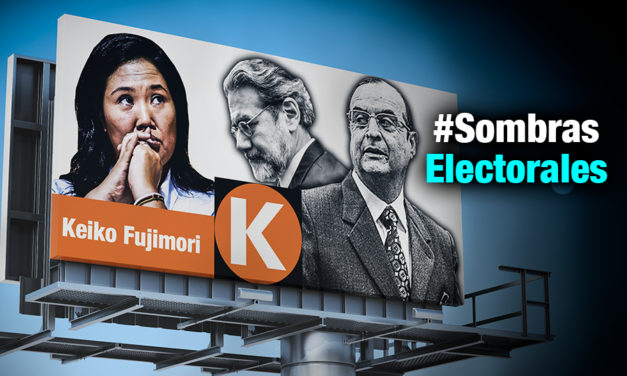 Asesor de Keiko Fujimori encubrió robos al Estado de Montesinos