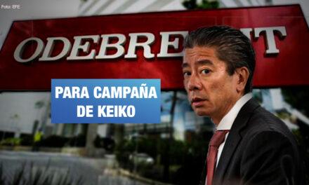 Sobrino de fujimorista Jaime Yoshiyama confesó que creó red de aportantes falsos para lavar dinero de Odebrecht