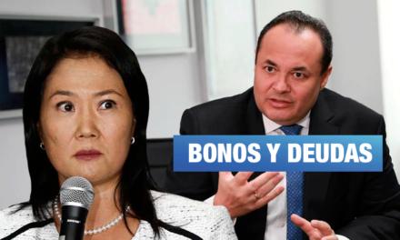 Técnico de Fujimori admitió que bonos prometidos aumentarán deuda al 40 %