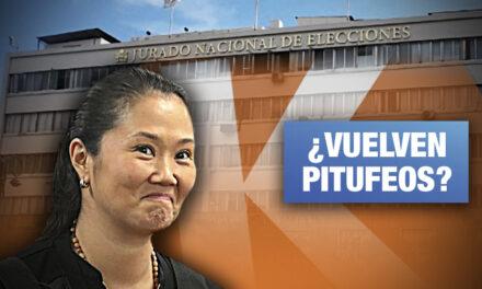 Keiko usará más de S/800 000 de aportantes para pedir anulación de votos