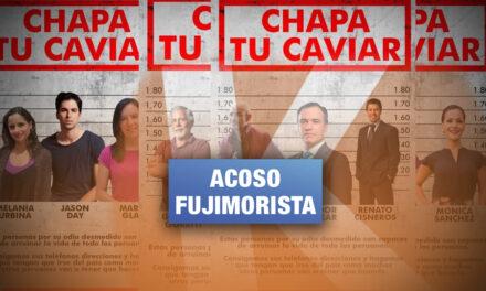 Fiscalía investiga a promotores de campaña 'Chapa tu caviar'