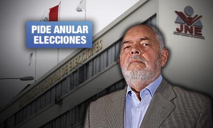 Sedición y conspiración: los posibles delitos que estaría cometiendo Jorge Montoya