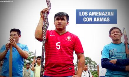 Indígenas achuar denuncian invasión de tierras en zona del Lote 8