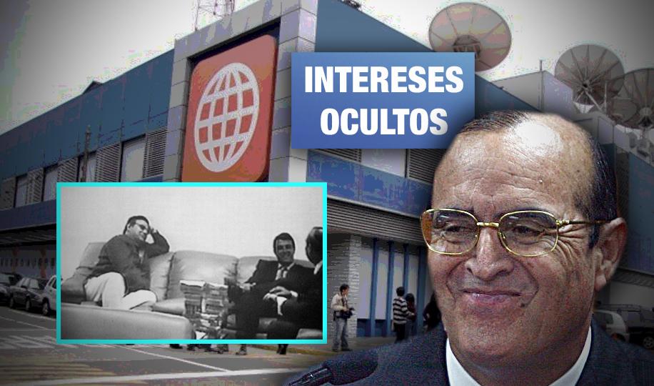 El contrato de $1 millón 500 mil mensuales que firmó América TV con el fujimontesinismo