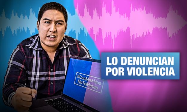 Christian Rosas: vocero de CMHNTM es acusado de violencia por su esposa