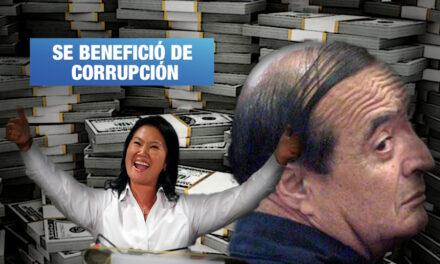 Keiko se reunía con Montesinos en Estados Unidos para recoger dinero robado al Estado