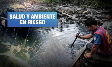 Investigación confirma que 34 comunidades indígenas viven con plomo en la sangre