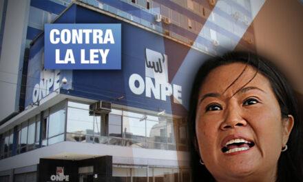 Estudios jurídicos más exclusivos del país intervienen a favor de Keiko Fujimori
