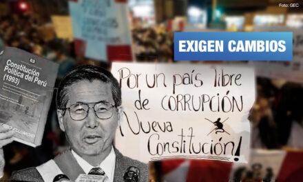 Presentaron iniciativas legales para cambiar Constitución del 93 desde caída de dictadura