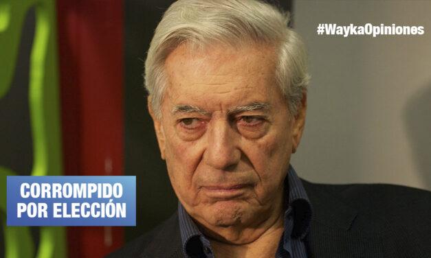Vargas Llosa y el liberalismo putrefacto, por Alvaro García Linera