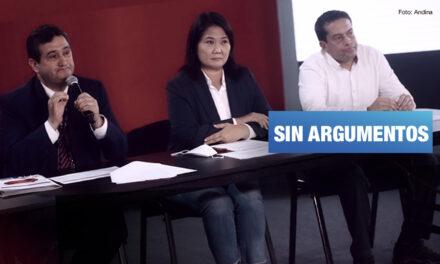 El racismo detrás de la denuncia del fujimorismo por supuesto fraude electoral