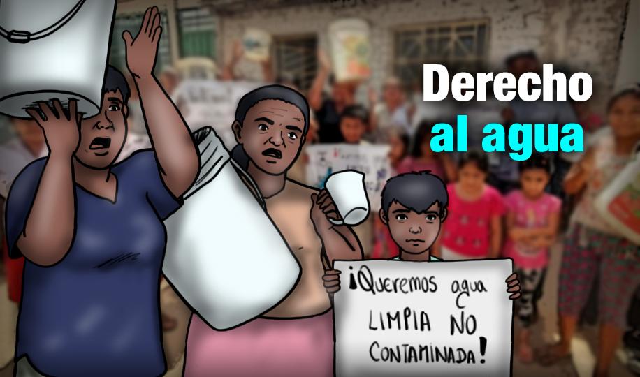 Pacora, el pueblo condenado a consumir agua con arsénico