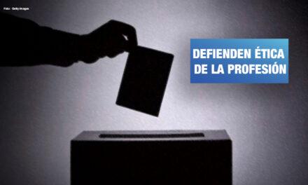 500 abogados rechazan que estudios legales preparen demandas para anular votos