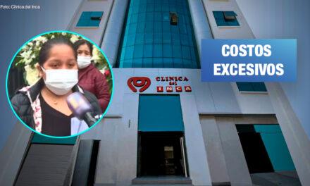 ¡Abusivos!:  Denuncian que clínica exige 1 millón de soles para retirar cadáver de familiar con secuelas de COVID-19