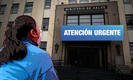 Ministerio de Salud atendió más de 20 mil abortos en el 2020