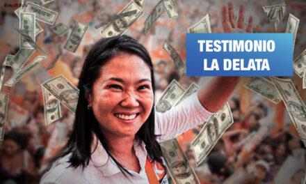 Keiko Fujimori pidió captar falsos aportantes para campañas 2011 y 2016