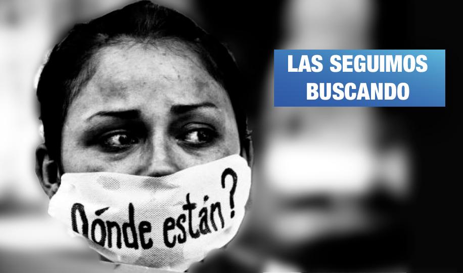 Entre enero y mayo desaparecieron más de 2300 mujeres, niñas y adolescentes