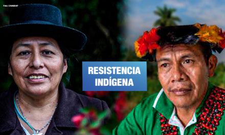 Líderes indígenas rechazan denuncias fujimoristas de «fraude»