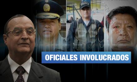 Vladillamadas: Montesinos utilizó celulares de policías para comunicarse desde la Base Naval