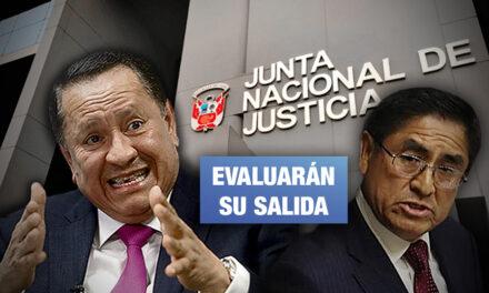 Miembro de JNJ pide destitución de Luis Arce por vínculos con Hinostroza