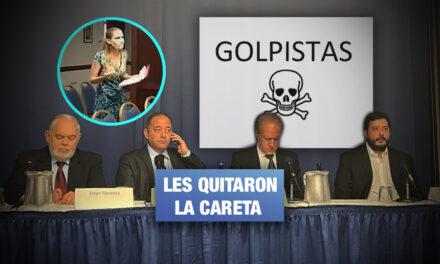 «No pude reprimir mi ímpetu democrático llamándolos por su nombre: golpistas», por Francesca Emanuele
