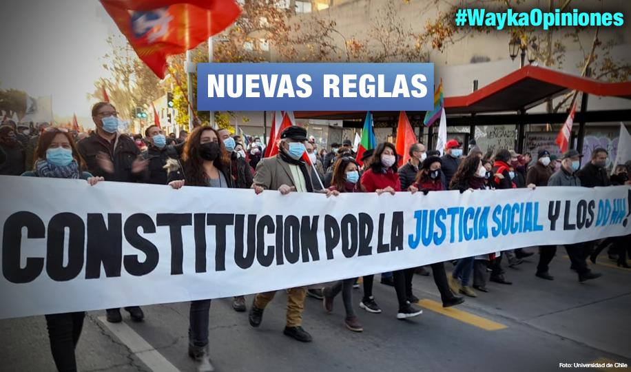 ¿Por qué una Asamblea Popular Constituyente?, por José Saldaña