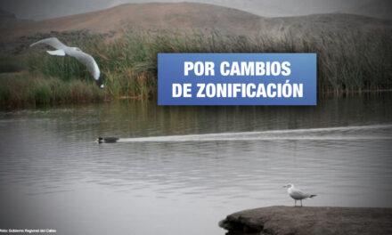 Ministerio del Ambiente advierte posible afectación a los humedales de Ventanilla