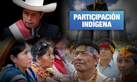 Pedro Castillo buscará impulsar proyectos extractivos con participación de pueblos indígenas