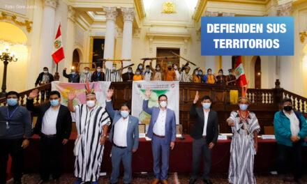 Junín: Asháninkas exhortan a Sagasti observar creación de dos distritos que afectan a sus comunidades