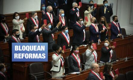 Comisión de Constitución en la mira del Fujimorismo