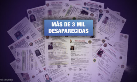 Desaparición de mujeres y niñas aumentó 16% entre enero y julio de 2021