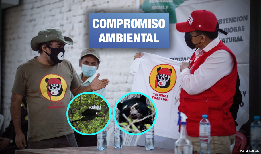 #SalvemosChaparrí: Comunidad campesina logra compromiso del gobierno central