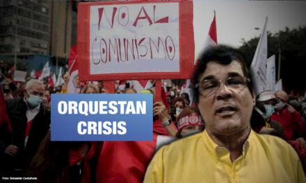 Empresario que postuló con Renovación Popular financiaría protestas para vacar a presidente