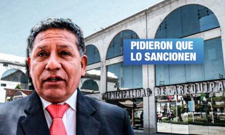 Congresista Esdras Medina defendió cuestionado convenio que generó pérdidas en municipio de Arequipa