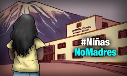 Arequipa: se registran 5 niñas embarazadas menores de 14 años en lo que va del 2021